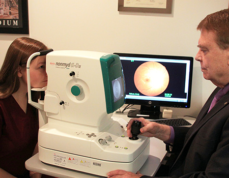 eye Exam Services